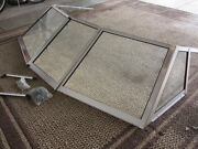 Galaxie 1700 Series Glass Boat Windshield Out Of Box But Never Used