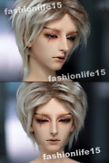 1/3 Bjd/sd Doll Hyperon Scar Hunter Boy With Eyes And Face Make Up