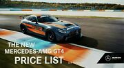 2020 Mercedes-amg Gt3/gt4 Starter And Track Kits And Spare Parts   Usa Dealer