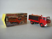 Coca-cola Coke Die Cast Truck By Dinky Toys Bedford 402 With Box