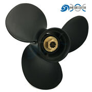 Aluminum-outboard-propeller 10-3/8x14 For Mercury 25-70hp 48-816706a40 13t