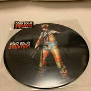 New David Bowie Starman 40th Anniversary Record Picture Sleeve