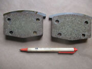 Case 1470 Brake Pads 1342428c1 T39149 Farm Tractor 4x4 Pair Usa Made