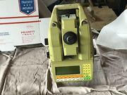 Licea Wild Tca 1100 Survo Total Station Surveying Equipment With 3 Batteries