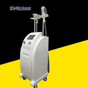 Beauty Machine Opt Hair Removal Tattoo Age Spots Remove Yag Laser Machine