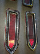 1970 Plymouyh Satellite Or Belvedere Tailights