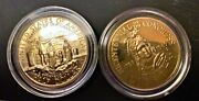 1986-nation Of Immigrants 1989-s Congress Modern 1994 Wordcup 3-coins 50c Mint