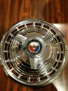 1963 1/2 Ford Galaxy Hubcaps 14
