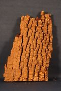 N Ho S O Scale Dried Bark For Train Layouts, Dioramas, School Projects Lot 5