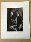 Jim Marshall Original Photograph, Queens Of Rock, Janis And Grace, 8 X 10, Fine