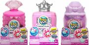 Pikmi Pops Cheeki Puffs Medium Collectible Scented Shimmer Plush Lot Of 3 New