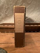 Gone With The Wind Two Volume Limited Edition Set W Case 1939 378/1000 Rare
