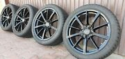 Geniune New Model Audi Rs4 Rs5 19 Audi Winter Set Dunlop Tyres Perfect 8wo
