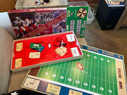 Vcr College Bowl Game Board Game. 1987. Not Complete. For Parts