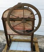 John Deere No. 1 Corn Sheller From 1916 Complete And Operable With History