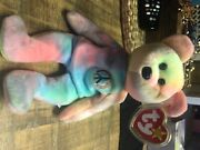 Peace Beanie Baby Rare 1996 With Tags. Collectableandnbsp