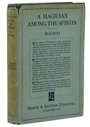 A Magician Among The Spirits Harry Houdini First Edition 1924 1st Magic