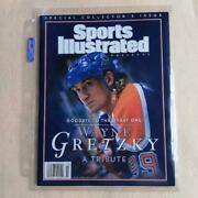 Wayne Gretzky Sports Illustrated Special Collector's Issue From Japan Excellent