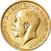[873476] Coin, Great Britain, George V, Sovereign, 1913, London, Au, Gold