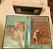 Tarflowers Winners Family Childrenand039s Television Ex-rental Vhs Video Tape Cbs