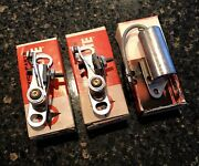 Nos Autolite-ford Dp-5 And Dc-13 Dual Points And Condenser. Nib Boss Shelby V-8