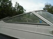 Four Winns 200 Horizon Starboard Side Windshield This Single Piece Only