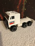 Vintage 1987 Remco Pepsi Semi Tractor Trailer Truck Cab Only