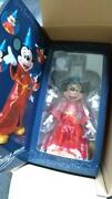 Medicom Toy D23 Expo Japan 2015 553 Limited Edition Mickey Sorcerer Figure L04