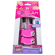 Cool Maker Go Glam Love Story Pattern Pack Decorates 50 Nails With Nail Stamper