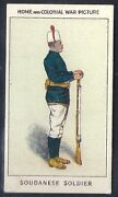 Home And Colonial Stores-war Pictures Different-077- Soldier