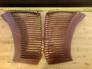 1938 Ford Standard Nos Grills Lh And Rh