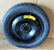 1994 Chevy Corvette Original Oem Goodyear Compact Spare Tire With Steel Wheel