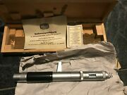 New Mauser Inside Micrometer 100-125mm Very Rare With Documents