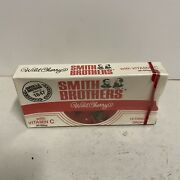 Smith Brothers Wild Cherry 14 Throat Drops Vintage Collectors Item Htf