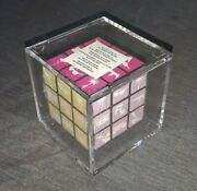 [rare] Grand Theft Auto Vice City Promotional Rubiks Cube 2012 Factory Sealed