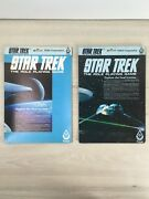 Rare Star Trek - The Role Playing Game Packaging Cards/shop Hanging Sleeves Fasa