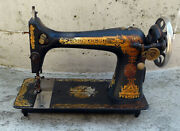 Antique Singer And White Family Rotary Sewing Machine Parts