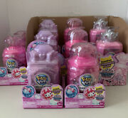 Pikmi Pops Cheeki Puffs Medium Collectible Scented Shimmer Plush Lot Of 10