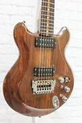 Hunt Series 2 Guitar - Very Rare - Built By Tony Hunt A Contemporary Of Semie Mo