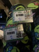 Bol Bol Rookie Card Lot 3/5 And 5/5 College Ticket Panini Contender Draft Picks