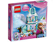 New Lego Disney Princess 41062 Frozen Anna And Elsaand039s Sparkling Ice Castle Retired