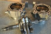 Ducati Engine Multistrada S 1260/17 Shaft Engine,connecting Rod,cylinders +