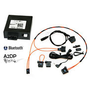 Bluetooth Handsfree Car Kit Pro For Bmw Idrive Pro Ccc/cic Business Mask By 2010