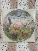 Gibsons British Wildlife By David Mcallister 1000pc Puzzle Sealed