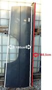 Mazda P/u B1000 B1200 Bed Side Panels With Rails Pair Left Right Aftermarket