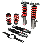 Godspeed Monors Coilover Lowering Kit 32 Damping And Ride Height Adjustable