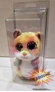 Ty Beanie Boos 6 Lot Of 10 Plastic Display Cases Blister Boxes Clamshell New