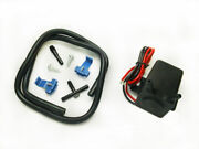 New Port Engineering Wiper Motor Universal Washer Pump Kit With Delay Switch