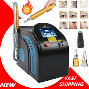 Picosecond Qswitch Nd Yag Laser Tattoo Eyebrow Pigment Removal Whitening Machine