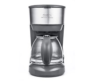 Artisan Series 5-cup 600w Electric Coffee Tea Maker Brewer W/ Re-useable Filter
